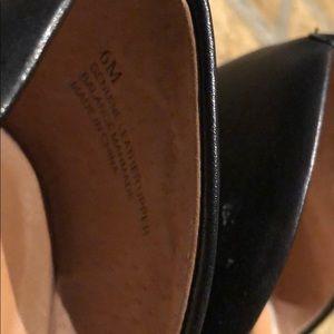 Halogen Shoes - Halogen Black Flats